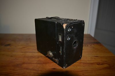 NO.2-A.Brownie Vintage Box Camera~1920's and 30's