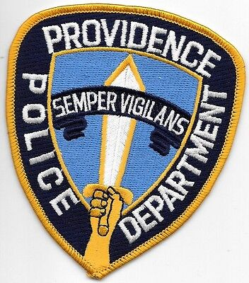 Providence Rhode Island Police Dept Ri Sword Of Justice Ppd Pd