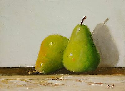 Original Oil Painting 6x8 inches - knife painting from Artist