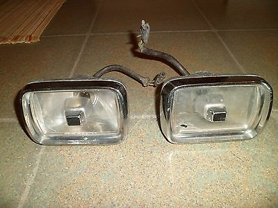 1967 Plymouth Barracuda Cuda Front Parking Lights and assembly