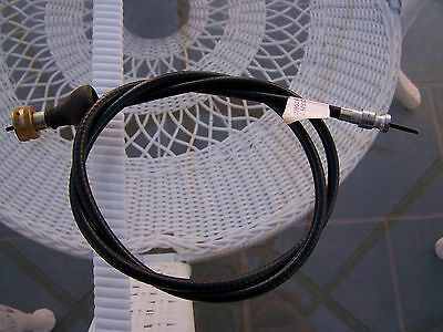Speedometer Cable for BMW R26 R27 singles 1950s - on  new reproduction