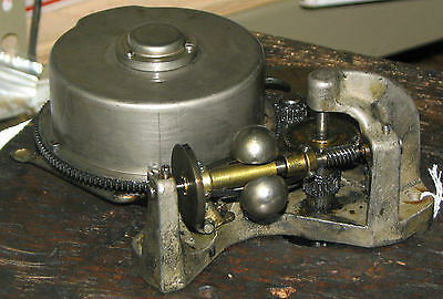 Rebuilt Victrola VV 2-60 Phonograph Motor, New 17' Spring, Cleaned/Tuned Parts