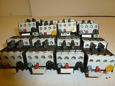 """"""""""""""""""""""""""""""""""""""""""" electrical thermal relays """""""""""""""""""""""""""""""""""""""""""
