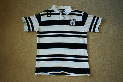 Classic Billabong men's casual shirt / rugby top - large - 100% cotton