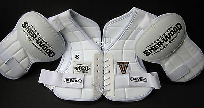 Sherwood Vintage Hockey 5030 Shoulder Pads Classic lightweight small Excellent