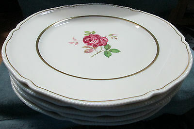 "Fourteen (14) Vintage USA Made Castleton China ""Dolly Madison"" Pattern Pieces"
