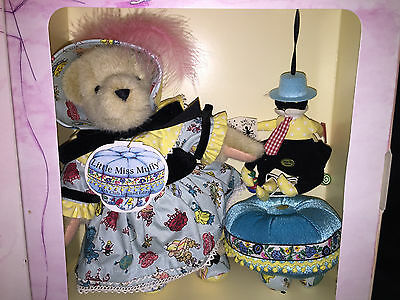 Little Miss Muffy Fifth Club Limited Edition BOX & CERT OF AUTHENTIC NEW