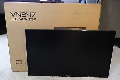 "ASUS VN247HP 23.6"" Widescreen LED LCD Monitor, built-in Speakers"