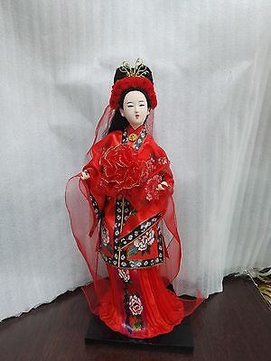 Oriental Doll, 12 Chinese ancient nobile one beautiful moon like Tanchun