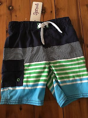 Size 2 Sprout boys board shorts