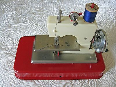 TOY SEWING MACHINE Jet Sew O Matic, Made in England -REDUCED!