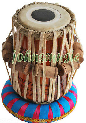 "Tabla Dayan Drums-Shesham""Wood-Hand Made Skin-Great Sound"