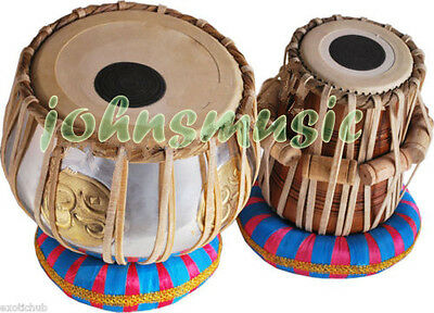Tabla Drum Set-Designer_OM 2.5 Kg:Bayan-Sheesham Dayan- Professional Quality