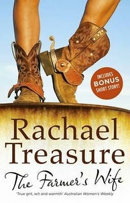 The Farmer's Wife by Rachael Treasure - Paperback Book