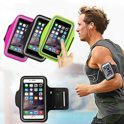 Sports Armband Gym Running Jog Case Arm Holder for Cell Phone Mobile iphone plus