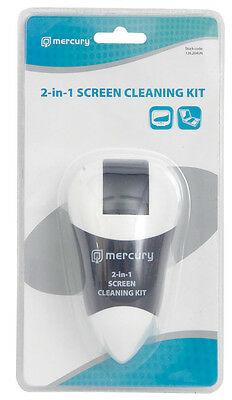 126.204, Mercury 2-IN-1 SCREEN CLEANING KIT, Screen Cleaner, LCD Screens