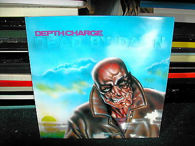"""Depthcharge-Dead by dawn 12"""" P/S 1990"""