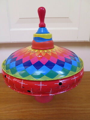 Bolz Spinning Top Made in Germany Preloved, very good used condition