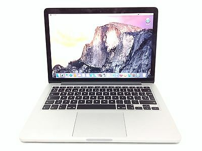 "Apple Macbook Pro Core I5 2.6 13 (2014) (A1502) 8Gb 160Gb Hdd 13.3"" I5 1761331"