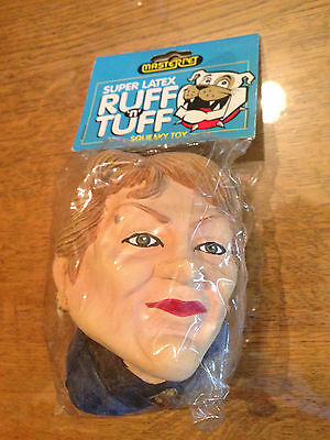 Pauline Hanson squeaky dog toy - One Nation Party