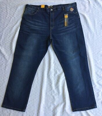 Kam UK Relaxed Fit Men's Denim Jeans Size 48 New With Tags NWT