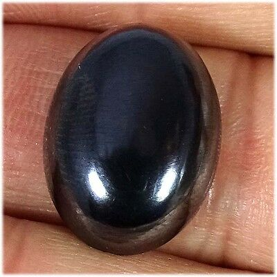 30.70Cts. RING SIZE 100% NATURAL HEMATITE OVAL CABOCHON LOOSE GEMSTONES
