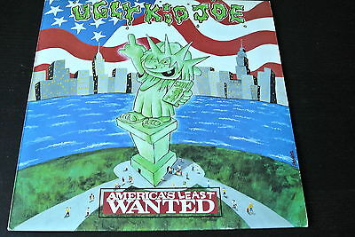 LP UGLY KID JOE america's least wanted SPANISH 1992 SPAIN VINYL VINILO