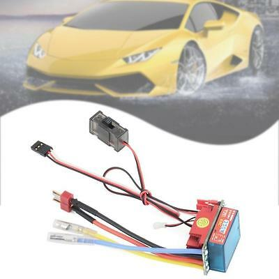 320A 5V/2A High Voltage Brushed ESC Speed Controller For RC Car Truck Buggy GG