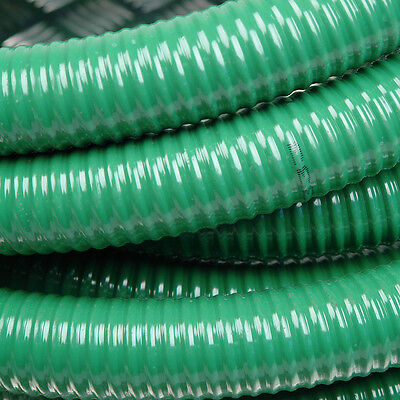 PVC Suction & Delivery Hose Available In 10m and 30m Coils - Next Day Delivery
