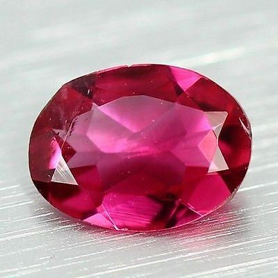 0.760 ct UNIQUE DAZZLING NATURAL EARTH MINED GOOD NICE KOOLAID PINK RUBELLITE