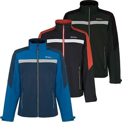 74%OFF Regatta Parkley Softshell Insulated Water Repellent Mens Stretch Jacket