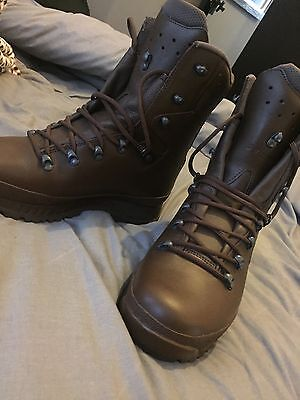 Haix Cold Weather Boots Size 9 New
