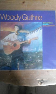 woody guthrie columbia river collection vinyl lp