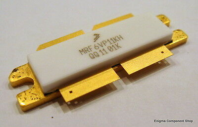 Genuine Freescale MRF6VP11KH High Power 1KW RF HAM LDMOS Transistor. UK Seller.