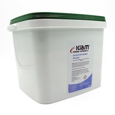 Carpet and Upholstery extraction Powder Detergent 10 Kg Valet - (same as RM760)
