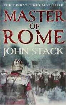 Master of Rome (Masters of the Sea), Stack, John, New Book