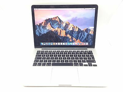"Apple Macbook Pro Core I5 2.7 13 (2015) (A1502) 8Gb 128Gb 13.3"" Core  1610800"