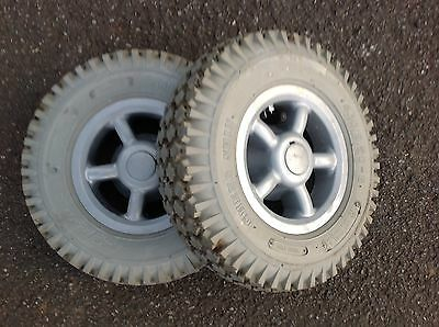 Sunrise Medical Sterling Classic Wheels and Tyres Front Pair
