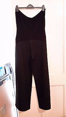 Formes Black Maternity Trousers Size 40 12