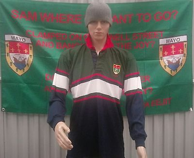 Mayo Vintage GAA Official O'Neills Gaelic Football Jersey (Adult Large)