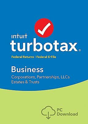 2016 TurboTax For Business 2016