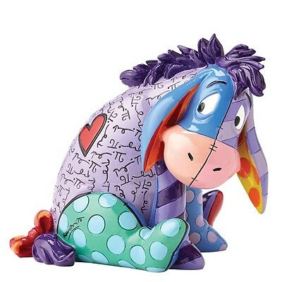 NEW OFFICIAL Disney by Britto Eeyore Figurine Figure 4050481