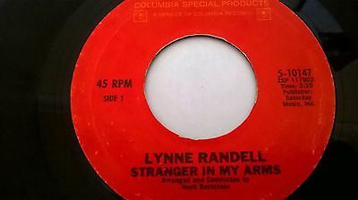 Northern Soul Lynne Randell Stranger In My Arms Ex