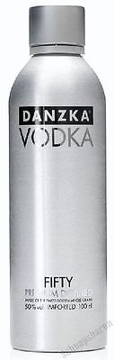 DANZKA Fifty Vodka 50% 1,0 Liter