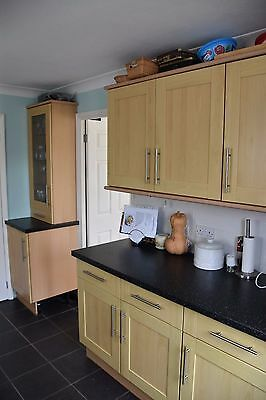 Kitchen Units, Work Tops, Sink & Tap