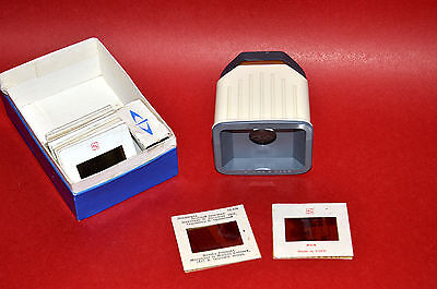 Collectible Vintage Slide Viewer 1970s made in USSR / RUSSIA