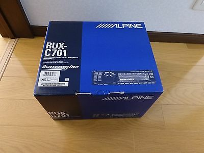 Alpine RUX-C701 controller for PXA-H701 Multimedia Manager MANAGER