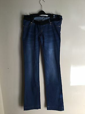 Zara Mum Collection Maternity Jeans, Size Small