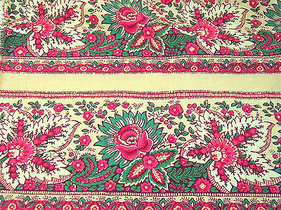 Societe by Charles Demery Tissu  Souleiado Fabric, 11 Yards, French Fabric