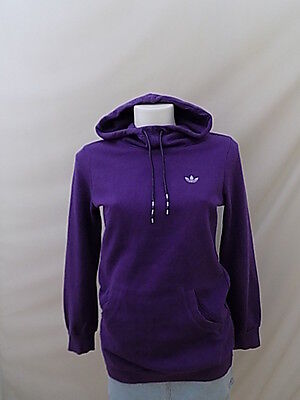 Adidas Felpa Sweat T-Shirt Hoodie Maglia Donna Woman 42  F6871